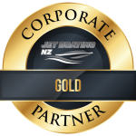 Corporate Partner Logo Gold